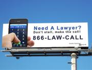 Legal Vanity Numbers - Lawyer Advertising